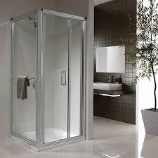 Infold Shower Doors Twyford Hydr8 900 Infold Shower Door H85900cp