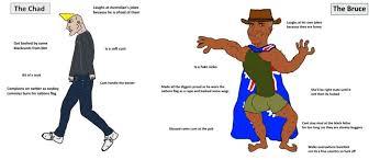 Meme Vs Meme - some virgin vs chad memes from pol