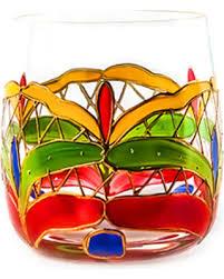 mardi gras glasses new shopping special mardi gras dof whiskey glasses set of 2