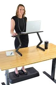 Standing Desk Laptop Adjustable Ergonomic Laptop Cooling Stand Fans
