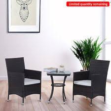 Lloyd Loom Bistro Chair Wicker Garden Chairs Ebay