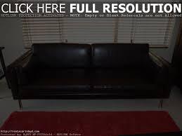 ikea leather couch free ikea bonded leather sofa leather