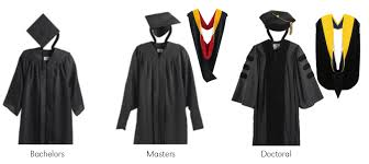 doctoral graduation gown siue commencement regalia