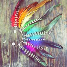 how to make feather ear cuffs best handmade ear cuffs products on wanelo