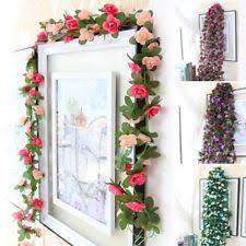 wedding red rose garland ebay