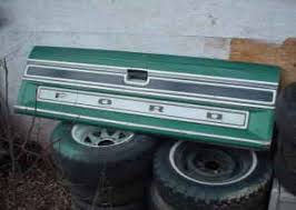 73 79 ford truck 73 79 ford truck tailgate tailgates