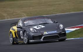 porsche cayman racing porsche gt4 clubsport and clubsport mr two race cars derived from
