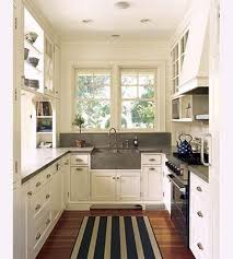ideas for small galley kitchens small galley kitchen remodel us house and home real estate ideas