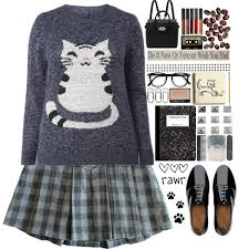 preppy for women over 50 how to wear feline fashion outfit idea 2017 fashion trends