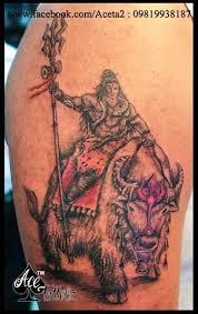 lord shiva tattoo with nandi tattoo designs ace tattooz
