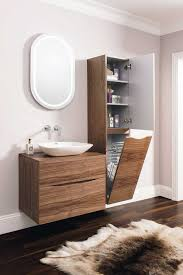 Laundry In Bathroom Ideas by Great Bathroom Storage Ideas Real Homes