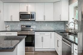 white shaker kitchen cabinets backsplash shaker kitchen cabinets assembled rta ready to assemble