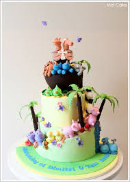 Noah S Ark Decorations Noah U0027s Ark Cake