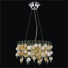 Oyster Chandelier 578 Seaside Dreams U2013 Glow Lighting