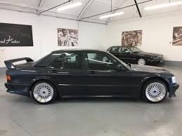 used 1984 mercedes benz 190 2 3 16v cosworth lhd evo 1 spec