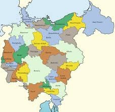 Bavaria Germany Map by Europe Map With Administrative Divisions Alternate History