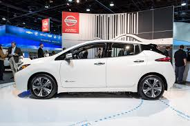 nissan leaf user manual 2018 nissan leaf first drive review motor trend