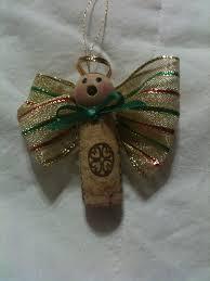 cork angel christmas pinterest cork cork crafts and craft