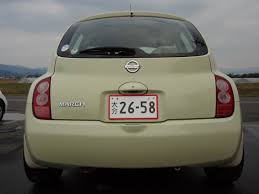 nissan march nissan march ks auto exports