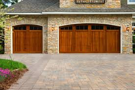 garage design the pros and cons of a concrete driveway pavers garages