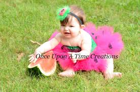 ready to ship watermelon tutu dress newborn 3 6 9 12 18 24