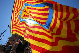 Barcelona Spain Flag Spain U0027s Looming Constitutional Crisis Why America Should Care