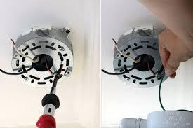 how to install sensor light to install an exterior motion sensor light