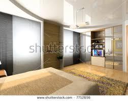 Modern Bedroom Interior Design Computer Generated Image Creativity - Modern bedroom interior designs