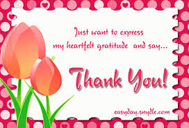 thank you e card thank you greeting card messages thank you greetings thank you e