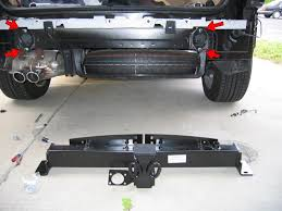 how to install a bmw factory trailer hitch on a 2006 x3 xoutpost