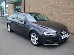 used audi a4 20 tdie se technik 4dr for sale in catterick garrison