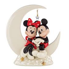 Lenox Home Decor Amazon Com Lenox Classics Mickey And Friends Over The Moon For