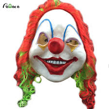 clown halloween masks online buy wholesale scary clowns halloween from china scary