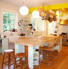kitchen island with butcher block butcher block kitchen islands with seating how to apply a butcher