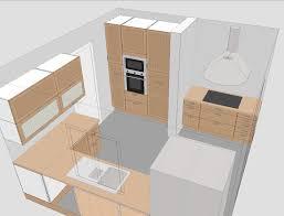 ikea plan cuisine cuisine avec poteau au milieu 2 vos avis plan cuisine ikea 21
