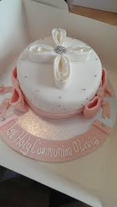 First Communion Cake Decorations First Communioncakes By Fiona Bird Cakes By Fiona Bird