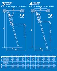 loft ladders by keylite wooden loft ladders keylite roof windows