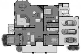 modern bungalow house affordable 3d modern bungalow house interior plan haammss