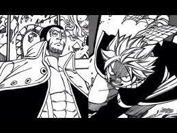 fairy tail フェアリーテイル manga chapter 422 review natsu