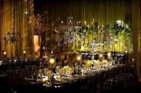 Wedding Chandeliers Crystal Chandeliers Extravagant Wedding Decor