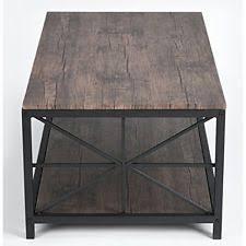 Rustic Wood And Metal Coffee Table Vintage Coffee Table Rustic Industrial Steampunk Antique Wood 4