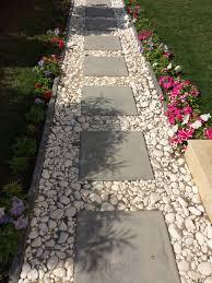 Flagstone Walkway Design Ideas by Garden Walkways Pinterest Home Outdoor Decoration