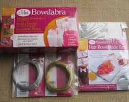 hair bow maker sale new bowdabra designer bowmaker large bow maker bow1003 kit