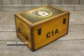 cia retirement gifts unique gift ideas actual product will vary due to the naturally occurring variances in the wood color our unique distressing process