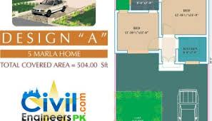 New 3 Marla House Design Civil Engineers Pk