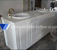 Solid Surface Bathroom Countertops by Acrylic Solid Surface Bathroom Vanity Top Ts 213 China Acrylic