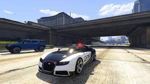 Bugatti Adder Police Lspd Gta5 Mods Com