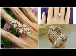 beautiful hand rings images Most beautiful engagement rings diamond rings latest designs jpg