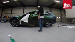 volvo xc90 r design colorflow urban jungle carwrap