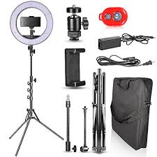 camera and lighting for youtube videos macro ringlight flashes pg3 wantitall